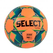 Míč Futsal Select  SUPER oranžový